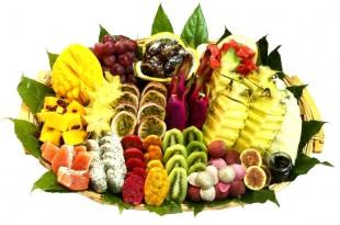 משלוחים של סלסלת פירות