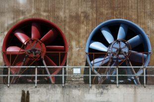 אוורור במפעלים