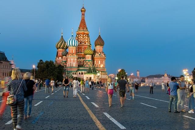 טיול מאורגן לרוסיה – הדרך הנכון לטייל